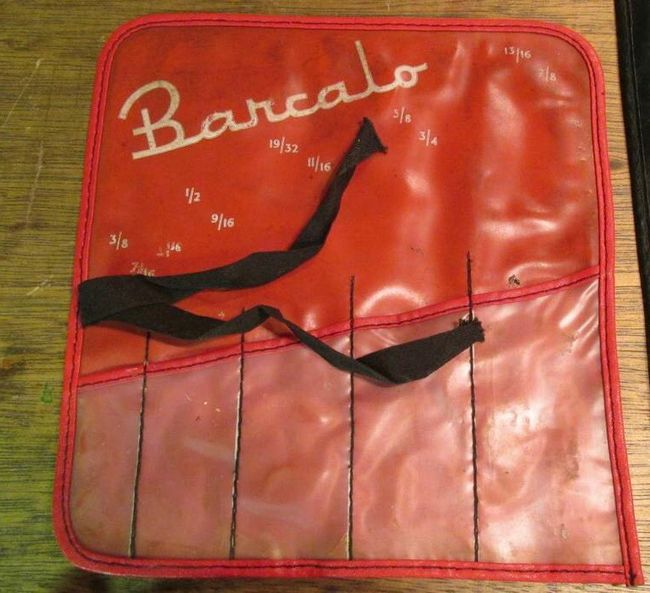 Barcalo items from Buffalo