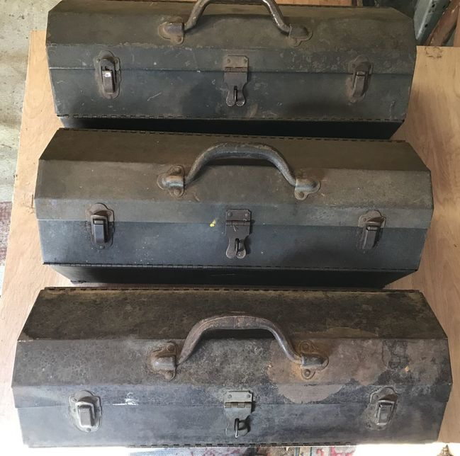 S-K carry boxes