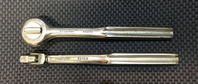 "Kraeuter 3/8"" drive tools by S-K"