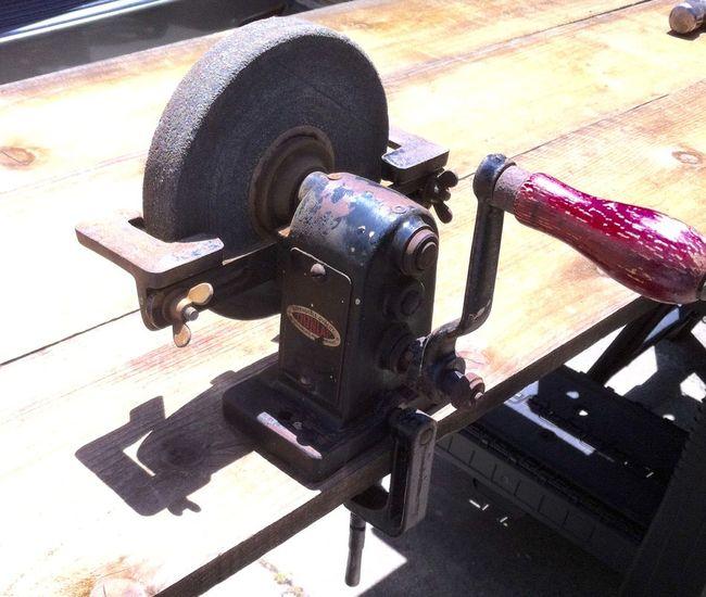 Dunlap hand grinder