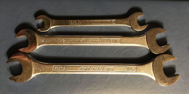 PowrKraft DOE wrenches