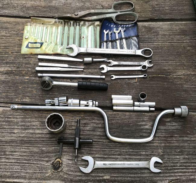 Tools from Steve W. 9/14/18 PowrKraft