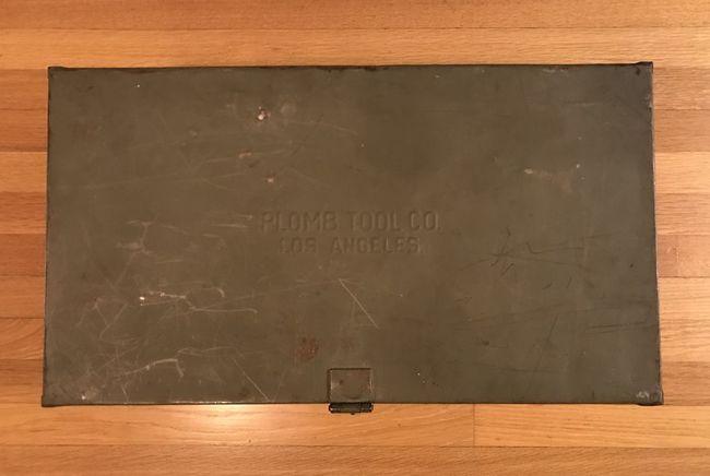 New Plomb toolbox