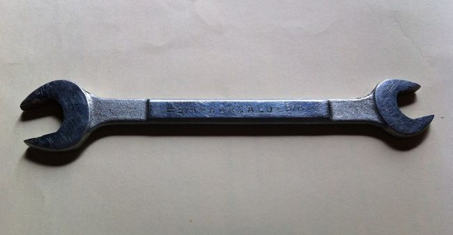 """Barcalo DOE 5/8"""" X 3/4"""" wrench"""