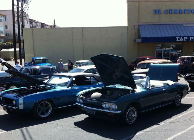 Car show 4/16