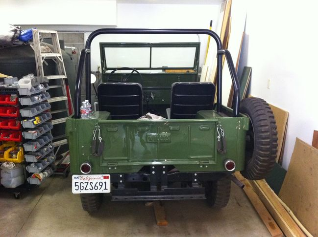 Greg's Jeep 9/15