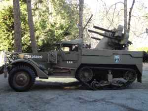m16 halftrack for sale in canada