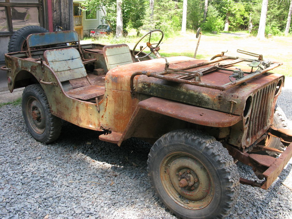 43 Mb Barn Find G503 Military Vehicle Message Forums