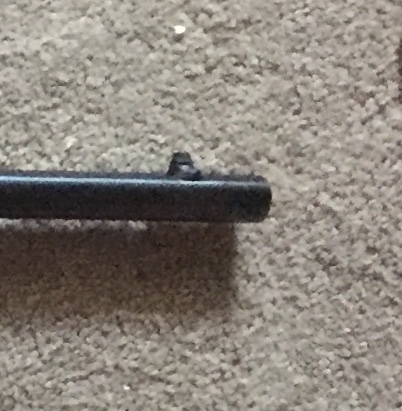 Mossberg 44US Front sight