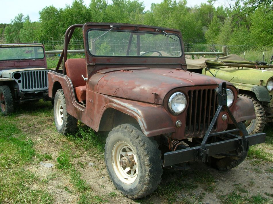 1962 CJ5 for sale!! very nice jeep Must sell $2,200 OBO - G503