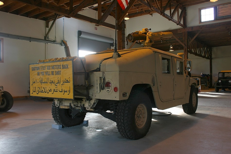 G503 Military Vehicle Message Forums � View topic - Stay back or ...