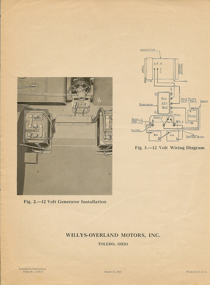 hitachi alternator with regulator wiring diagrams 1985 Starter Generator Wiring Diagram Cushman Starter Generator Wiring Diagram