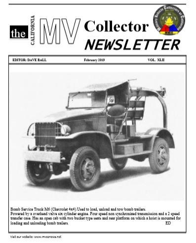 M6 Newsletter Cover