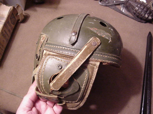 FS: WW2 US tanker helmet - G503 Military Vehicle Message Forums