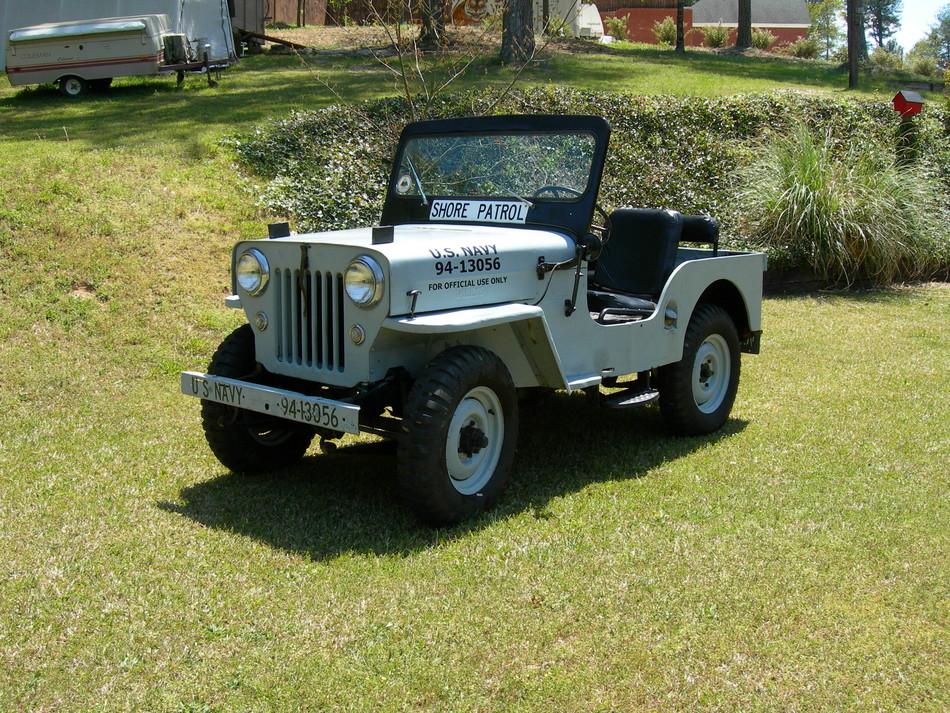 Jeep willys cj3b / Casarme en las vegas on