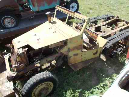halftrack in Overland Park, Kansas for sale $2850