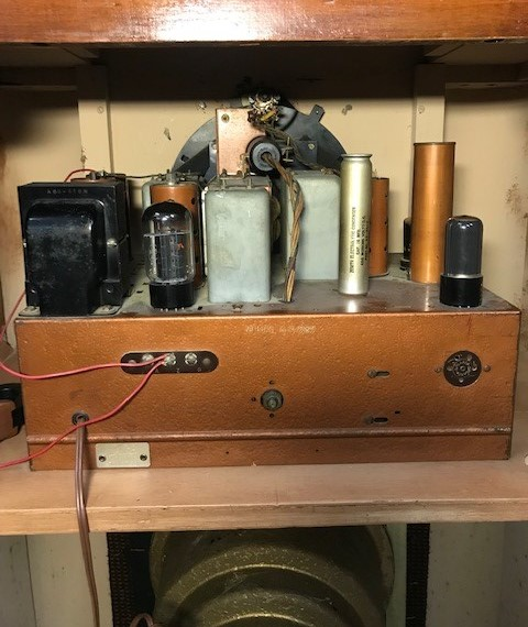 Zenith 9S262 chassis
