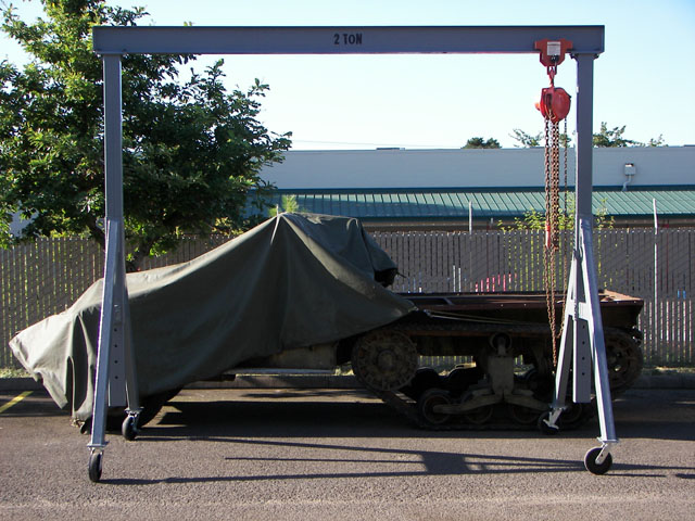 Harbor Freight Gantry Crane >> Gantry Crane For Lifting G503 Military Vehicle Message Forums