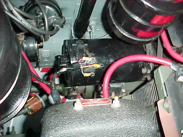 positive ground tractor wiring positive image 6 volt positive ground coil wiring 6 image wiring on positive ground tractor wiring
