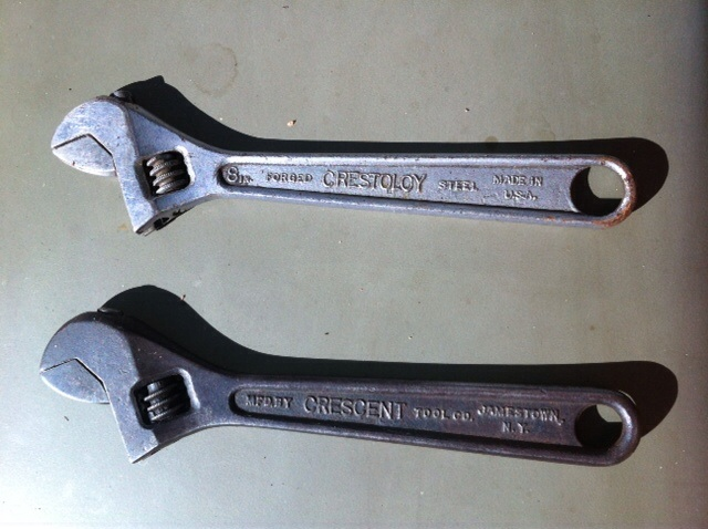 Carbon steel Crescent and Alloy Crescent