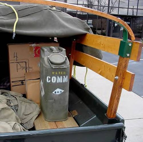 Famous Forsale Army 1 4 Ton M416 Trailer