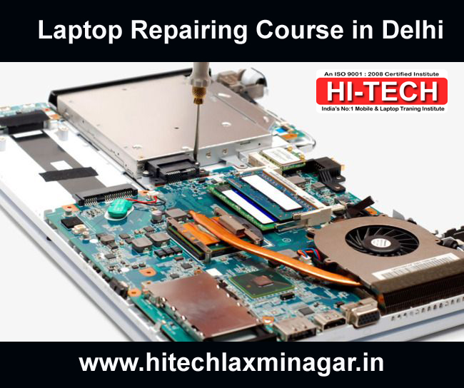 Comprehensive laptop repairing course in delhi at the Best Price