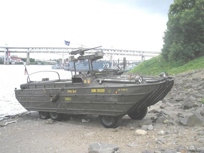 Lci 713 Pt 658 Amp My Dukw G503 Military Vehicle Message