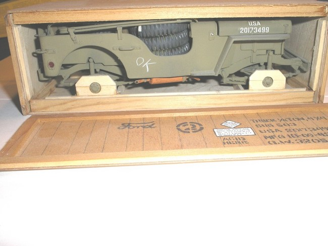Gpw In The Wood Crate G503 Military Vehicle Message Forums