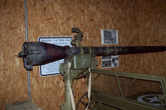 Ww2 Jeep For Sale >> M20 75mm Recoilless Rifle for Sale PRICE REDUCED - G503 ...