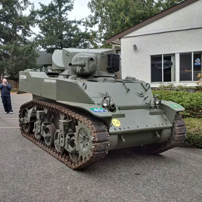Military Tanks For Sale >> For Sale M5a1 Stuart Tank G503 Military Vehicle Message Forums