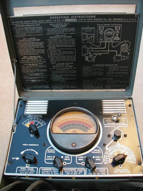 Medium Voltage Tester : Qm voltage tester interior the g album