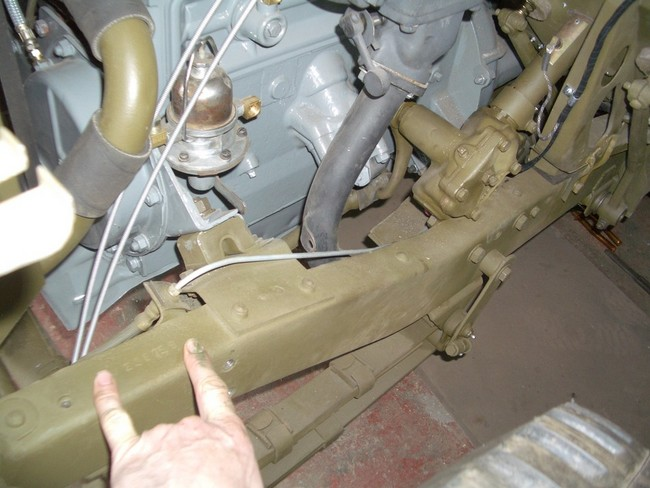 Where To Find The Vin Number G503 Military Vehicle Message Forumsrhforumsg503: 1944 Willys Jeep Vin Number Location At Gmaili.net