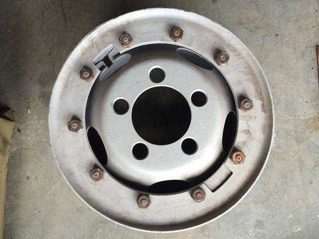 For Sale: Dodge ¾ ton combat wheels / M37 wheels / tires - G503