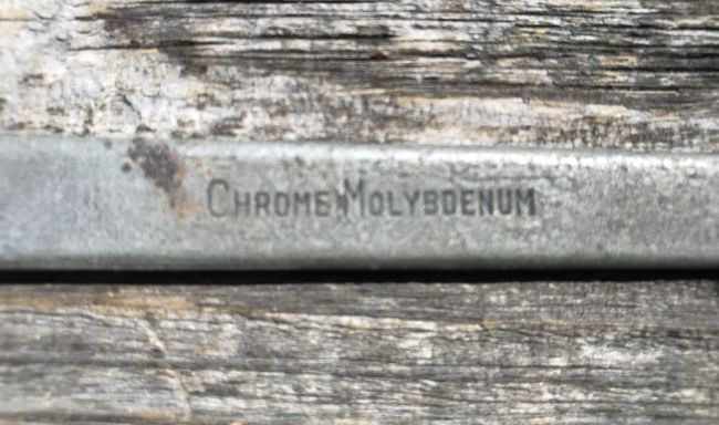 Chrome Molybdenum tappet wrench