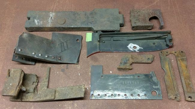 Dukw For Sale 2017 >> Bunch of WWII gun parts for sale - G503 Military Vehicle Message Forums