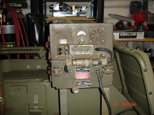 Bc 659 Jeep Radio Found G503 Military Vehicle Message