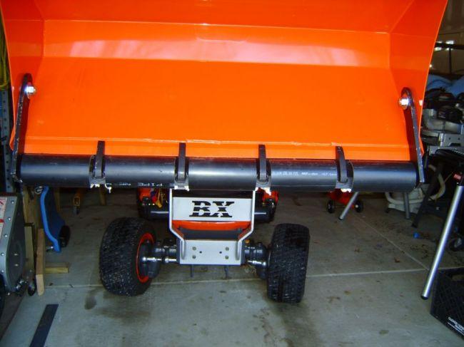 Kubota Bx Wheel Spacers : Bx fel bolt on wear edge page
