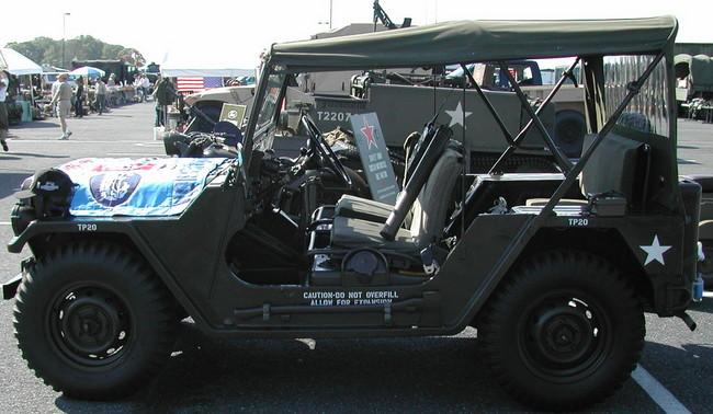 Aberdeen 2006 M151A2