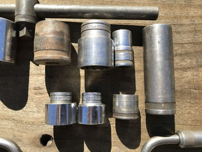 New Britain and Husky tools for sale