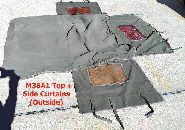 M38A1 Canvas