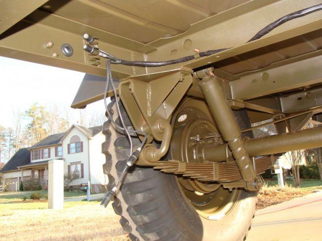 M416 1 4 ton trailer the g503 album