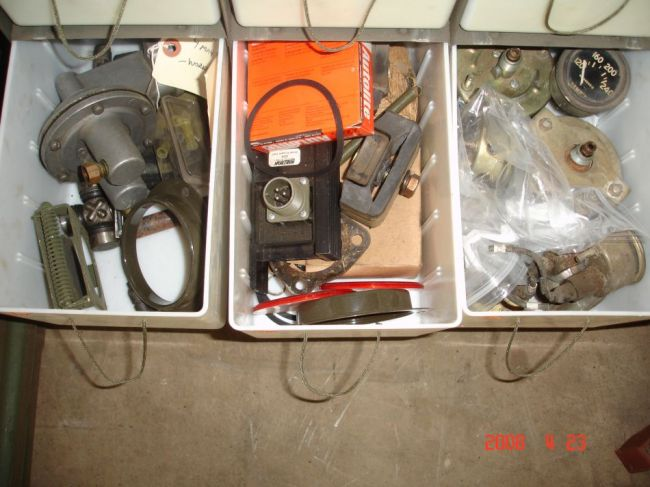 M151A2 parts