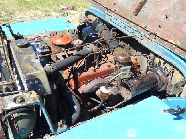 Engine compartment GPW1533