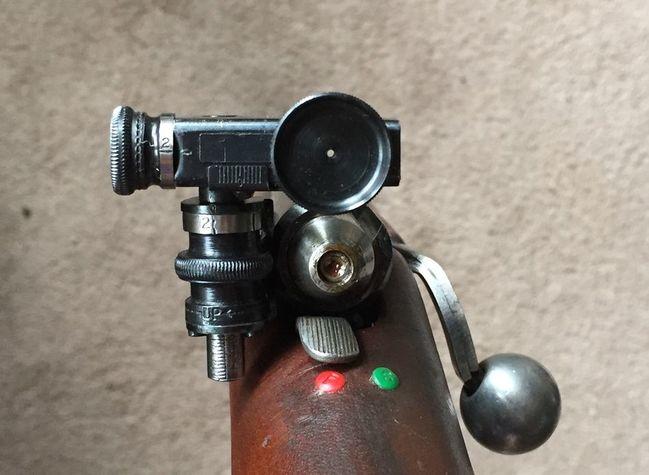 Mossberg 44US Rear sight S-100