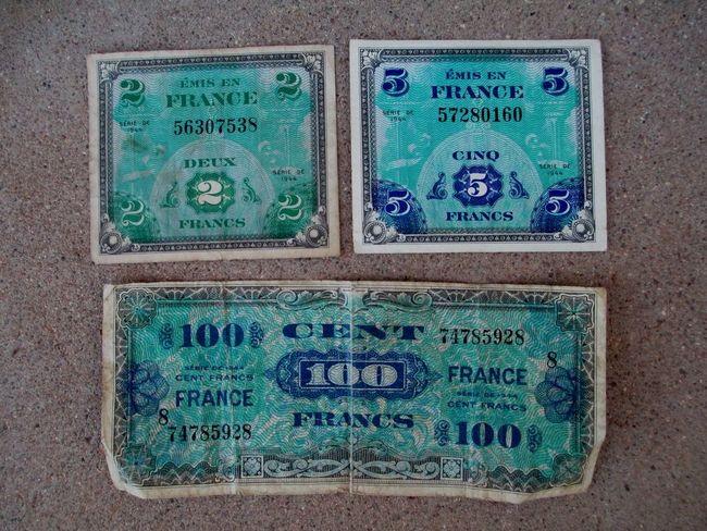 France_Invasion_Currency_set