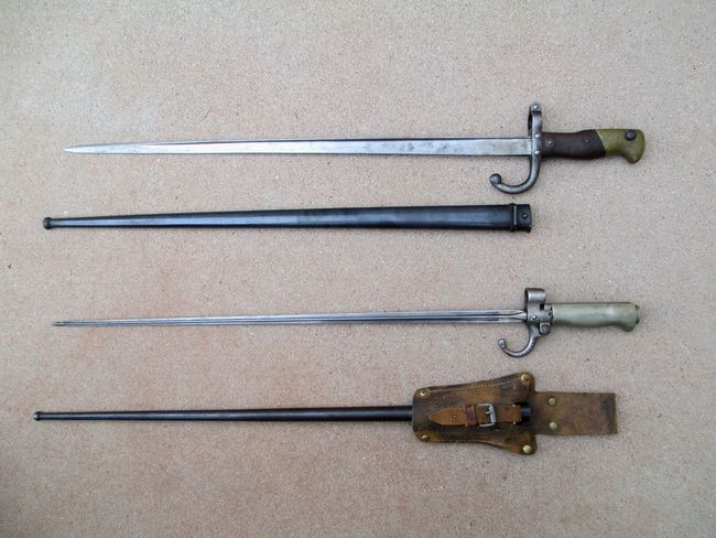 French_bayonets