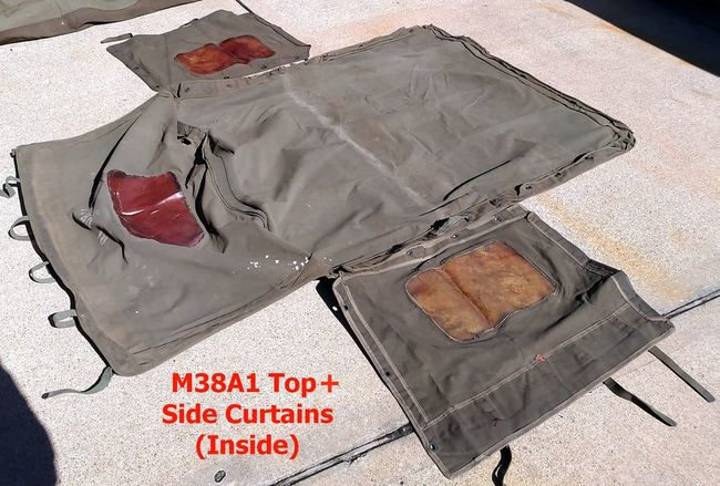 M38A1 Canvas