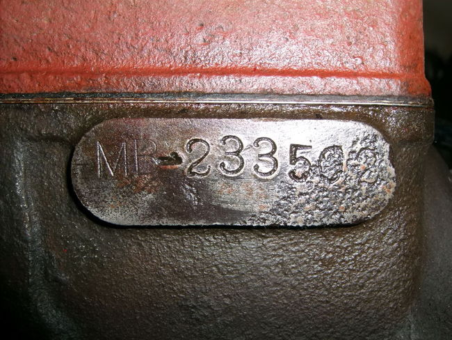 Help With Mb Engine Serial Number G503 Military Vehicle Message Forumsrhforumsg503: Jeep Willys Engine Serial Number Location At Gmaili.net