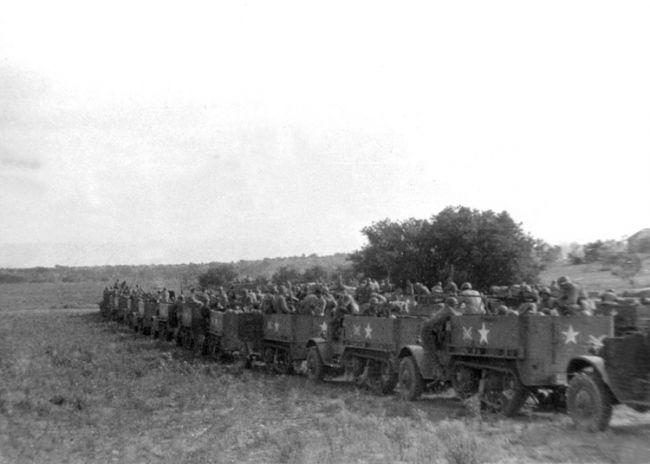IHC Convoy