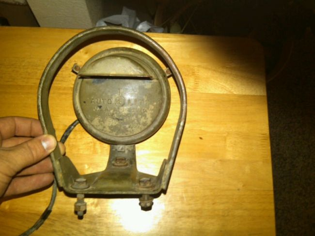 Jeeps For Sale In Md >> M38 M38a1 fender mount Blackout drive light with gaurd ...